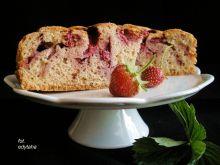 Ciasto z truskawkami dla diabetyków