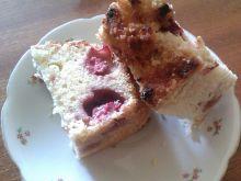 Ciasto z truskawkami dziadka Janka