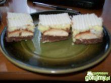 Ciasto z waflem