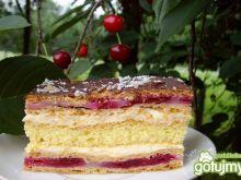 Ciasto z wiśniami 5