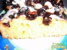 Ciasto z wiśniami Karolci