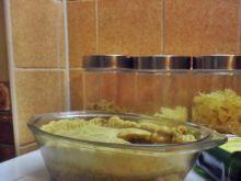 Ciasto z zupą cebulową