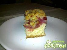 Ciasto ze śliwkami,