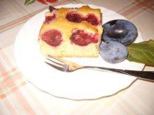 Ciasto ze śliwkami babci Janki