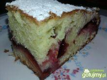Ciasto ze śliwkami Eweliny