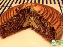 Ciasto zebra proste i smaczne
