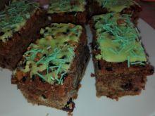 Ciasto zielona żabka