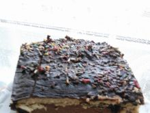 Ciato czekoladowe z kaszą manną