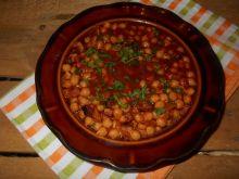 Ciecierzyca w sosie pomidorowym