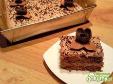 Ciemne ciasto z Sheridan's