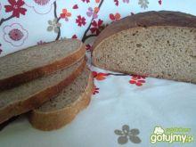 Ciemny żytni chleb polski