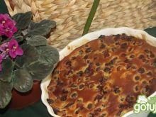 Clafoutis - francuskie ciasto z wiśniami