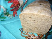 Chleb pszenno - żytni na zakwasie