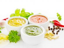 Co zrobić, gdy sos jest za ostry?