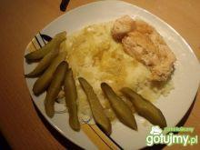 Codzienny obiad - filet z ziemniakami