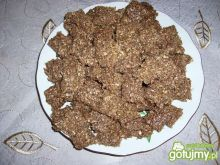 Cukierki z płatków owsianych