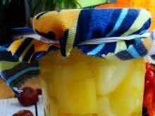 Cukinia jak ananas.
