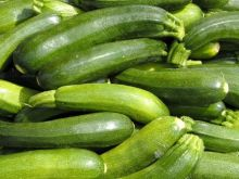 Cukinia- warzywo na naszych stołach