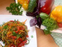 Cukinia z warzywami