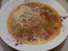 Cukiniowa z pomidorami