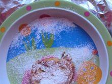 Cukiniowe placuszki na słodko