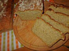 Cukiniowy chleb z pestkami i płatkami