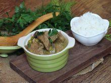 Curry z indykiem