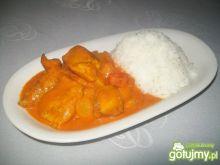 Curry z kurczaka i dyni