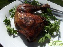 Ćwiartka z kurczaka z piekarnika