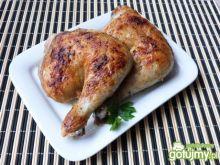 Ćwiartki z kurczaka w maślance
