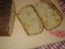 Cydrowy chlebek z bakaliami