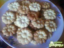 Cynamonowe ciasteczka z maszynki