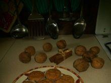 Cynamonowe mini muffinki z orzechami włoskimi
