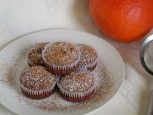 Cynamonowe muffinki z dynią