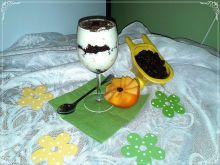 Cynamonowo-żurawinowy deser na szybko