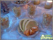 Cytrusowa sałatka z nutką piernikową