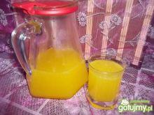 Cytrusowy napój galaretkowy