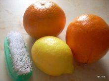 Cytrusy - skórka i szkodliwe substancje
