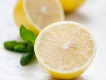 Cytryna, zioła, oliwa - SOS dla stóp