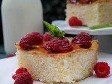 Cytrynka -proste ciasto z galaretką