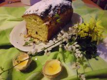 Cytrynowa baba na drożdżach