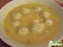 Cytrynowa zupa z kurczakiem