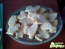 Cytrynowe ciasteczka z lukrem cytrynowym