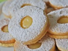 Cytrynowe ciastka z Lemon Curd