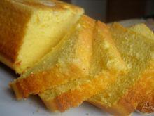 Cytrynowe ciasto kukurydziane