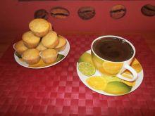 Cytrynowe mini muffinki