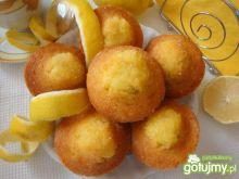 Cytrynowe muffinki (12 sztuk)