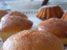 Cytrynowe muffinki na maślance