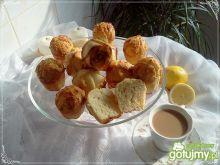 Cytrynowe muffinki z białą czekoladą 2