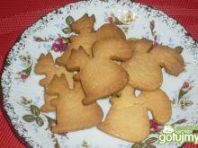 Cytrynowe wiewiórki - kruche ciasteczka